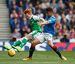 Fabio Cardoso tackles Simon Murray