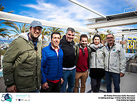 The Trofeo Princesa Sofia Iberostar celebrates this year its 50th anniversary in the elite of Olympic sailing in a record edition, to be held in Majorcan waters from 29th March to 6th April, organised by Club Nàutic S'Arenal, Club Marítimo San Antonio de la Playa, Real Club Náutico de Palma and the Balearic and Spanish federations. ©Tomas Moya/SAILING ENERGY/50th Trofeo Princesa Sofia Iberostar<br /> 06 April, 2019.