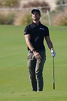 Thomas Detry (BEL) on the 10th during Round 1 of the Commercial Bank Qatar Masters 2020 at the Education City Golf Club, Doha, Qatar . 05/03/2020<br /> Picture: Golffile | Thos Caffrey<br /> <br /> <br /> All photo usage must carry mandatory copyright credit (© Golffile | Thos Caffrey)