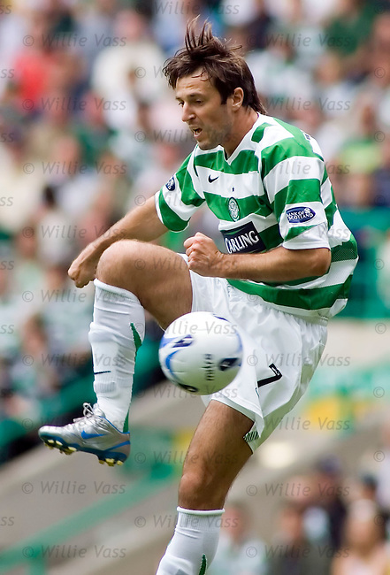 Maciej Zurawski, Celtic.stock season 2005-2006.pic willie vass