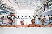 Swimming New Zealand Gold Coast Commonweath Games Team Announcement, Owen G Glenn National Aquatic Centre, Auckland, New Zealand,Friday 22 December 2017. Photo: Simon Watts/www.bwmedia.co.nz