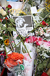 David Bowie Fan Memorial