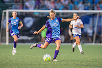Allston, MA - Sunday July 31, 2016: Dani Weatherholt during a regular season National Women's Soccer League (NWSL) match between the Boston Breakers and the Orlando Pride at Jordan Field.