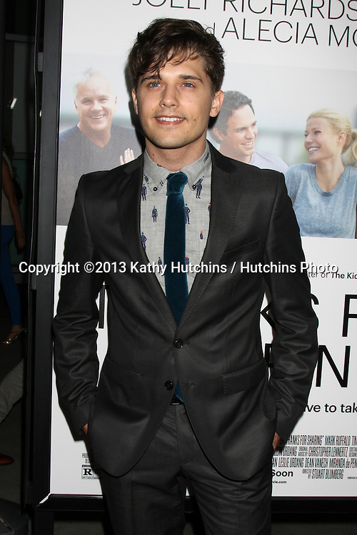 "LOS ANGELES - SEP 16:  Andy Mientus at the ""Thanks for Sharing"" Premiere  at ArcLight Hollywood Theaters on September 16, 2013 in Los Angeles, CA"