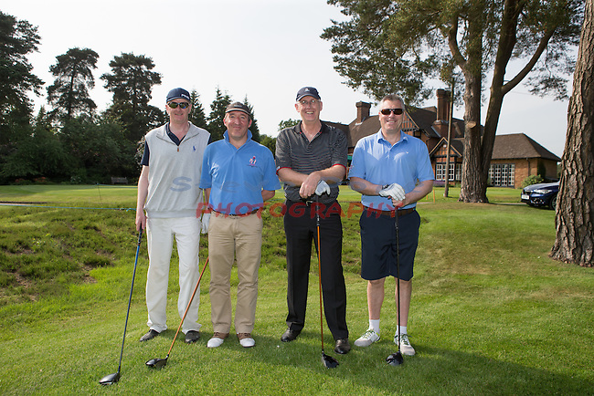 Swinley Forest Golf Day 2016<br /> Swinley Forest Golf Club<br /> 09.06.16<br /> &copy;Steve Pope <br /> Fotowales