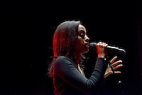 MIAMI BEACH, FL - OCTOBER 28: Ruth B performs on stage during the Know-It-All Tour Part II at Fillmore Miami Beach on October 28, 2016 in Miami Beach, Florida. Credit: MPI10 / MediaPunch