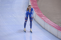 SPEEDSKATING: HAMAR: Vikingskipet, 28-02-2020, ISU World Speed Skating Championships,  Sprint, 1000m Ladies, Hege Bøkko (NOR), ©photo Martin de Jong