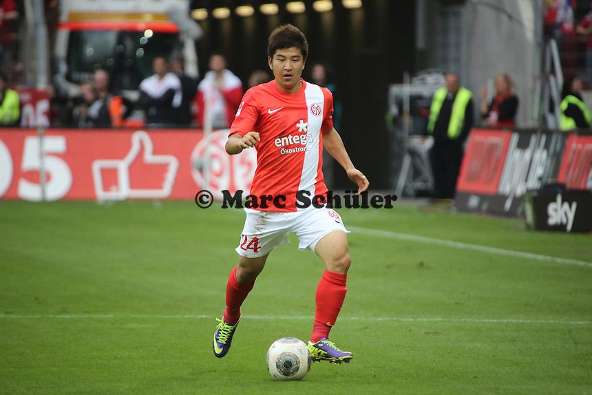 Joo-Ho Park (Mainz) - 1. FSV Mainz 05 vs. Eintracht Braunschweig, Coface Arena, 10. Spieltag
