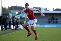 Lewis Coyle of Fleetwood Town during Barnet vs Fleetwood Town, Emirates FA Cup Football at the Hive Stadium on 10th November 2019