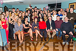 Shauna Moynihan from Killarney celebrated her 18th birthday surrounded by friends and family in the K-Town Bar, Killarney last Saturday night.