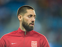 San Jose, Ca - Friday March 24, 2017: Clint Dempsey during the USA Men's National Team defeat of Honduras 6-0 during their 2018 FIFA World Cup Qualifying Hexagonal match at Avaya Stadium.