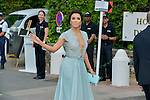 Eva Longoria at AmfAR's 22nd Cinema Against AIDS Gala, Presented By Bold Films And Harry Winston at Hotel du Cap-Eden-Roc on May 21, 2015 in Cap d'Antibes, France.