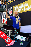 PHILADELPHIA, PA - AUGUST 29: DJ during a game between onsorship v at Lincoln Financial Field on August 29, 2019 in Philadelphia, Pennsylvania.
