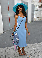 Sinitta attends Sony Music imprint Syco's summer party at Victoria and Albert Museum, London, UK, 4th July 2019.<br />  CAP/JOR<br /> ©JOR/Capital Pictures