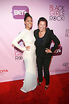 Tracee Ellis Ross  and BET Networks CEO Debra Lee Attend Black Girls Rock!(TM) 2011 Honoring Angela Davis, Shirley Caesar, Taraji P. Henson, Laurel J. Richie, Imani Walker, Malika Saada Saar, and Tatyana Ali Hosted by Tracee Ellis Ross and Regina King at the PARADISE THEATER BRONX, NY   10/15/11