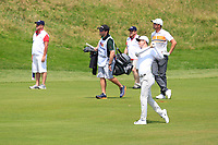 Dylan Frittelli (RSA) on the 9th fairway during Round 3 of the HNA Open De France at Le Golf National in Saint-Quentin-En-Yvelines, Paris, France on Saturday 30th June 2018.<br /> Picture:  Thos Caffrey | Golffile