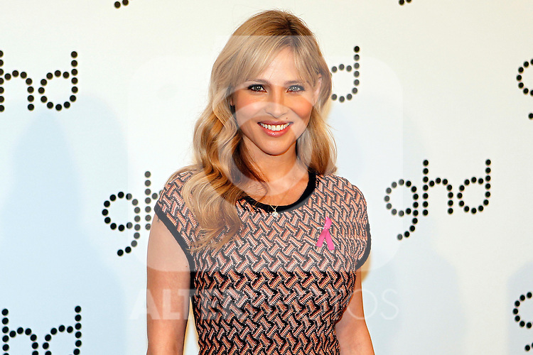 Elsa Pataki during Limit solidarity edition Pink Cherry Blossom 3 july 2012.(ALTERPHOTOS/ARNEDO)