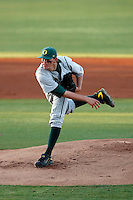 Erik Stavert of the Oregon Ducks pitching against the Arizona State Sun Devils at Packard Stadium, Tempe, AZ - 05/15/2009..Photo by:  Bill Mitchell/Four Seam Images