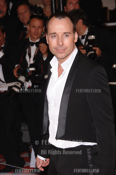 "DAVID FURNISH (Elton John's partner) at the gala premiere of ""X-Men 3: The Last Stand"" at the 59th Annual International Film Festival de Cannes..May 17, 2006  Cannes, France..© 2006 Paul Smith / Featureflash"