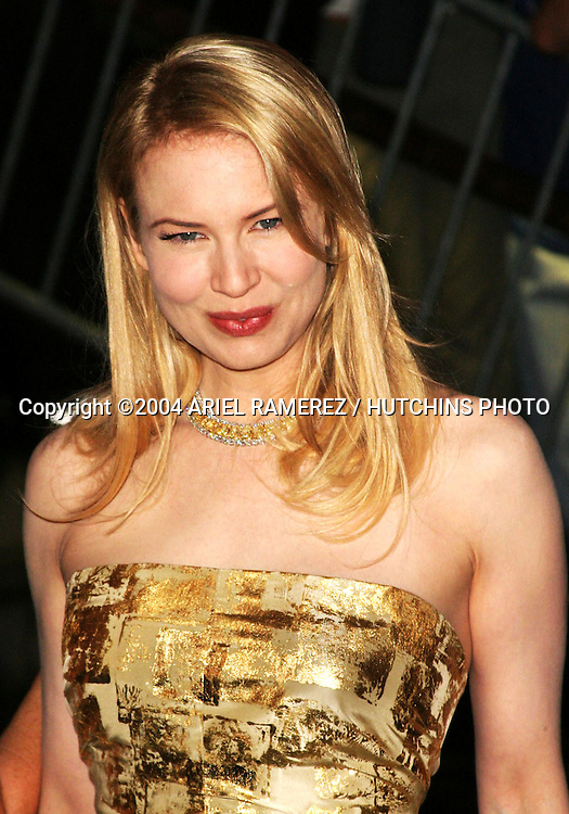 ©2004 ARIEL RAMEREZ /HUTCHINS PHOTO.MET MUSEM OF ART COSTUME INSTITUE GALA.DANGEROUS LIASIONS: FASHION & FURNITURE IN THE 18TH CENTURY.NEW YORK, NY.APRIL 26, 2004..RENEE ZELLWEGGER