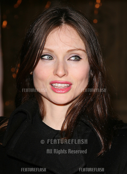 Sophie Ellis Bextor arriving for the Cirque du Soleil Gala Performance of Totem, at the Royal Albert Hall, London.  05/01/2012  Picture by: Alexandra Glen / Featureflash