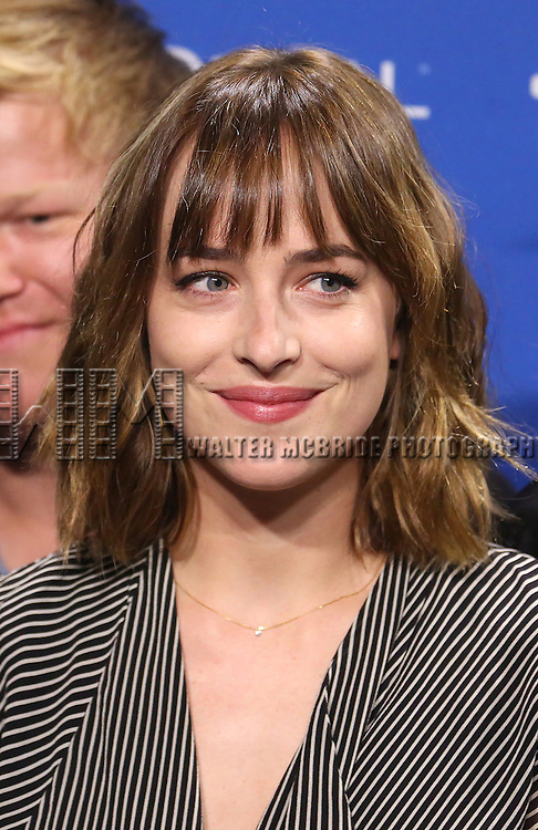 Dakota Johnson attends the 'Black Mass' photo call during the 2015 Toronto International Film Festival at Roy Thomson Hall on September 14, 2015 in Toronto, Canada.