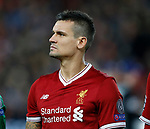 Dejan Lovren of Liverpool during the Champions League Group E match at the Anfield Stadium, Liverpool. Picture date 13th September 2017. Picture credit should read: Simon Bellis/Sportimage