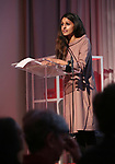 Parul Sehgal during the Scotiabank Giller Prize 25 Finalists: Between The Pages at the New Museum on November 7, 2018 in New York City.