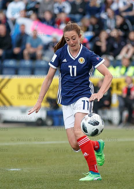 Lisa Evans, Scotland women