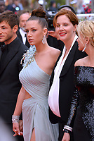 """CANNES, FRANCE. May 24, 2019: Gaspard Ulliel, Adele Exarchopoulos, Justine Triet & Virginie Efira at the gala premiere for """"Sybil"""" at the Festival de Cannes.<br /> Picture: Paul Smith / Featureflash"""