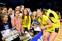 Pulse&rsquo; Saviour Tui, ANZ Premiership - Pulse v Stars at TSB Arena, Wellington, New Zealand on Monday 13 May 2019. <br /> Photo by Masanori Udagawa. <br /> www.photowellington.photoshelter.com
