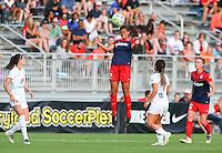 Boyds, MD - Saturday July 02, 2016: Katie Stengel during a regular season National Women's Soccer League (NWSL) match between the Washington Spirit and FC Kansas City at Maureen Hendricks Field, Maryland SoccerPlex.