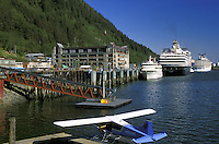 Juneau Tourism.  Juneau, Southeast, Alaska.