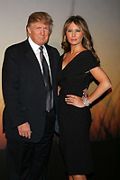 New York, NY 11-10-2008<br /> Donald & Melania Trump<br /> attends the MoMA Film Benefit Tribute <br /> to Baz Luhrman at the Museum of Modern Art<br /> Photo By John Barrett/PHOTOlink.net