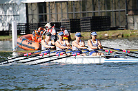 Race: 302 Event: J4x Quarter-Final Glos Hartpury vs Latymer Upper<br /> <br /> Henley Women's Regatta 2017<br /> <br /> To purchase this photo, or to see pricing information for Prints and Downloads, click the blue 'Add to Cart' button at the top-right of the page.