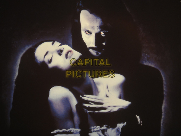Bram Stoker's Dracula (1992)<br /> Promotional art with Gary Oldman &amp; Winona Ryder<br /> *Filmstill - Editorial Use Only*<br /> CAP/KFS<br /> Image supplied by Capital Pictures