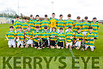 The South Kerry U14 Feile hurling team that played Abbeydorney in the U14 Feile C Hurling Final in Abbeydorney on Monday.