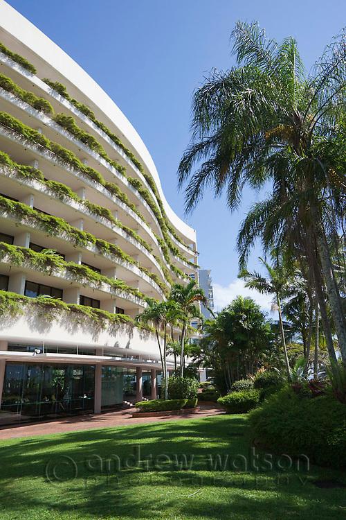 Hilton Hotel Cairns.  Cairns, Queensland, Australia