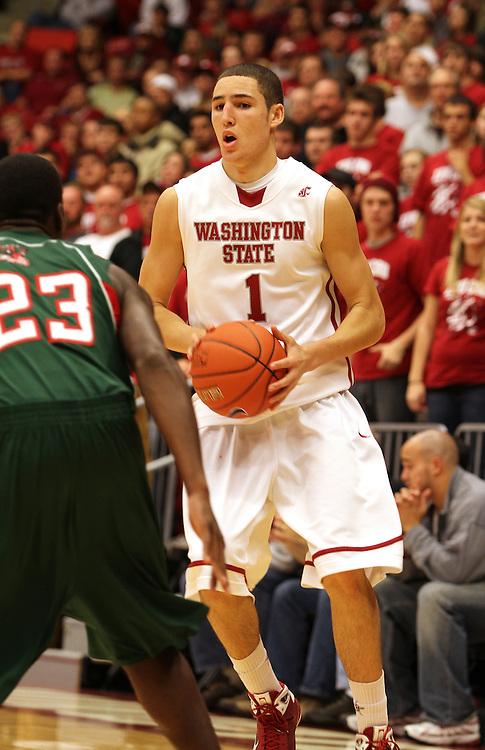 sports shoes b796d 9557a Klay Thompson - Washington State Cougar basketball | Greg ...