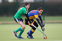 Upminster HC Ladies 3rd XI vs Chelmsford HC Ladies 4th XI 20-02-16