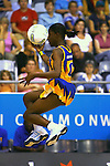 Commonwealth Games 2006 Netball 19/3/2006 St Vincent and the Grenadines v Sth Africa, Sth Africa won 80-31