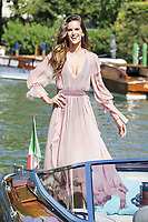 Izabel Goulart is seen during the 74th Venice Film Festival at Excelsior Hotel Darsena in Lido of Venice on August 30, 2017 in Venice, Italy. | usage worldwide /MediaPunch ***FOR USA ONLY***