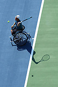 5th September 2017, Flushing Meadowns, New York, USA;  GORDON REID (GBR) during day nine match of the 2017 US Open tennis tournament on September 5, 2017, at Billie Jean King National Tennis Center in Flushing Meadow