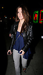 March 1st 2010  Monday Night ...Audrina Patridge leaving the Roger Room Bar in Hollywood California with her new boyfriend Ryan Cabrera. The couple took a taxi home after drinking to much to drive. ...AbilityFilms@yahoo.com.805-427-3519.www.AbilityFilms.com