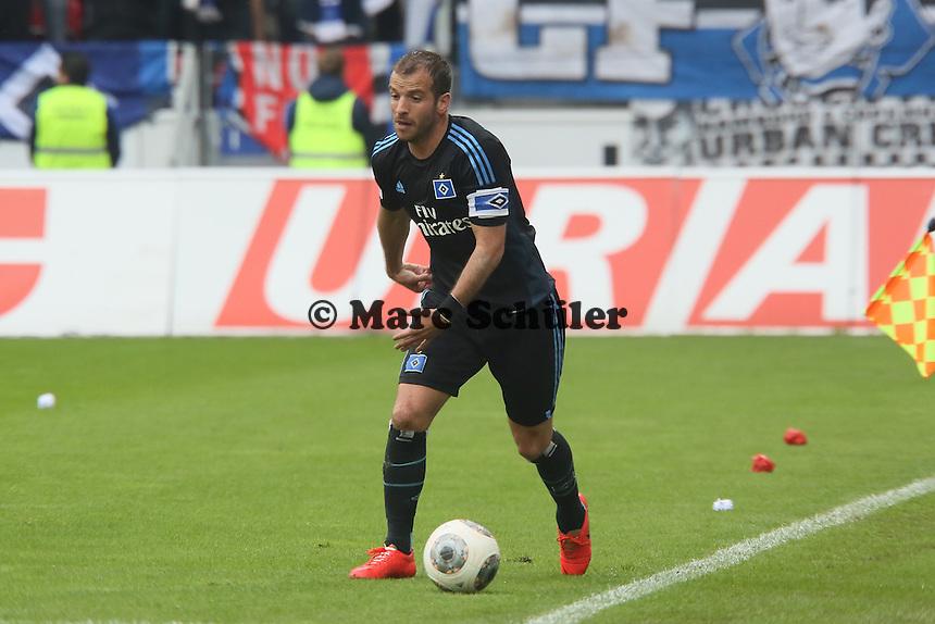 Rafael van der Vaart (HSV) - 1. FSV Mainz 05 vs. Hamburger SV, Coface Arena, 34. Spieltag
