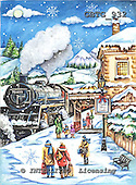 Theresa, CHRISTMAS LANDSCAPES, WEIHNACHTEN WINTERLANDSCHAFTEN, NAVIDAD PAISAJES DE INVIERNO, paintings+++++,GBTG932,#xl#