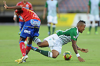 Atlético Nacional vs. Deportivo Pasto, 26-05-2013