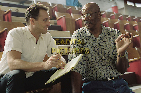 JOSH LUCAS & NEVIL SHED.in Glory Road.*Editorial Use Only*.www.capitalpictures.com.sales@capitalpictures.com.Supplied by Capital Pictures.