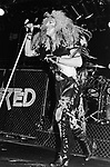 Twisted Sister 1984 Dee Snider