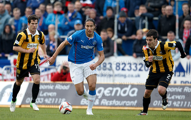 Bilel Mohsni steams up the park